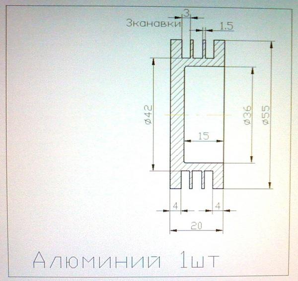 схема led лампы на 220 в lm317 - Микросхемы.