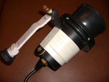 Как своими руками сделать фонарь для подводной охоты