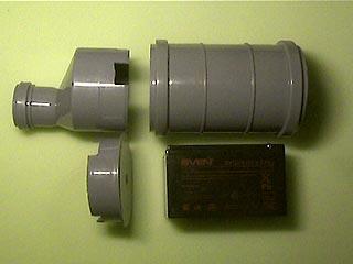 Подводной фонарь своими руками фото
