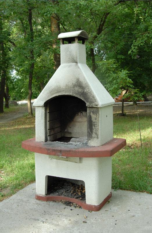 Печка для шашлыков своими руками 545
