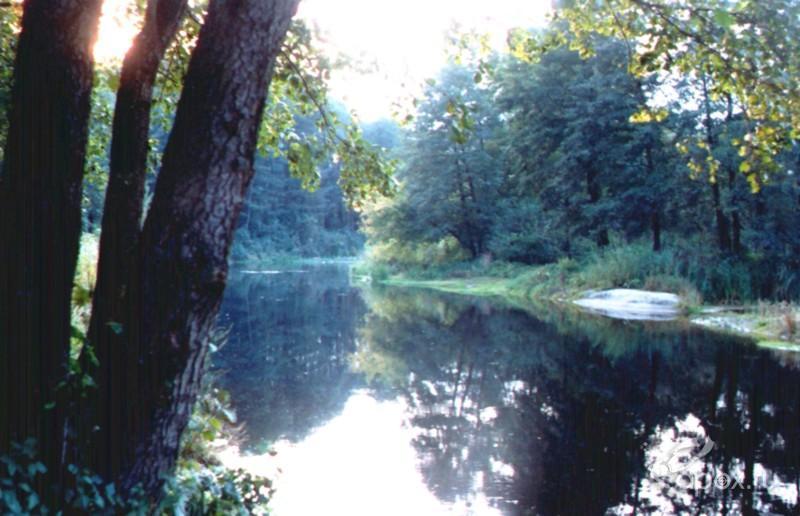 Загадочная малая река.