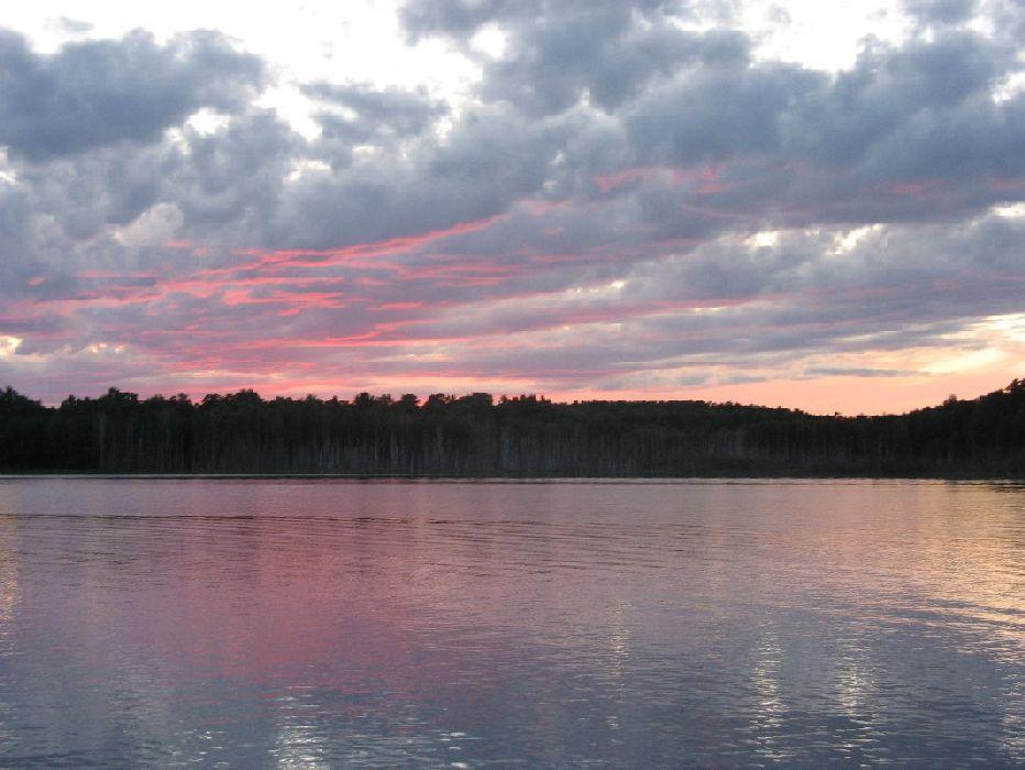 Закат на Увидьдах
