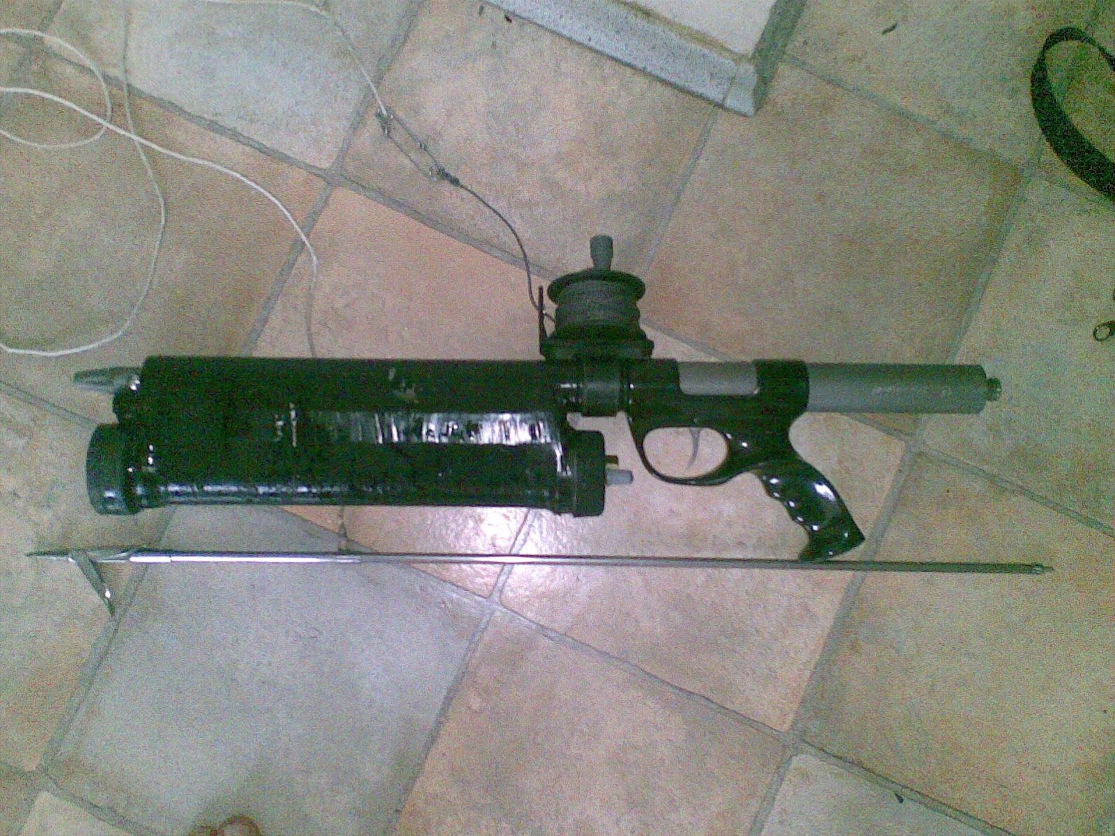ружжо с падстволкам