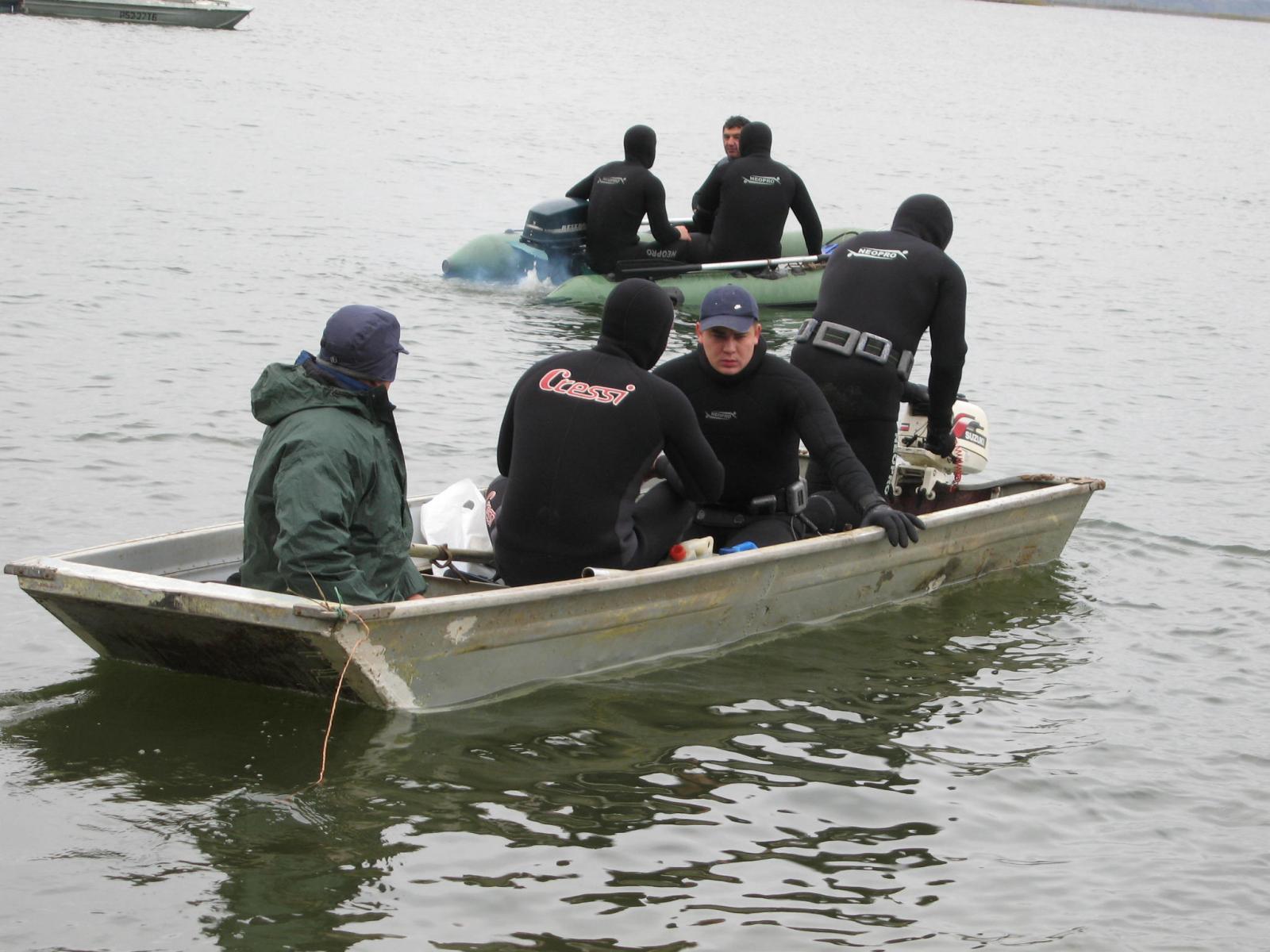 Серия: лодки ПОДВОХОВ.