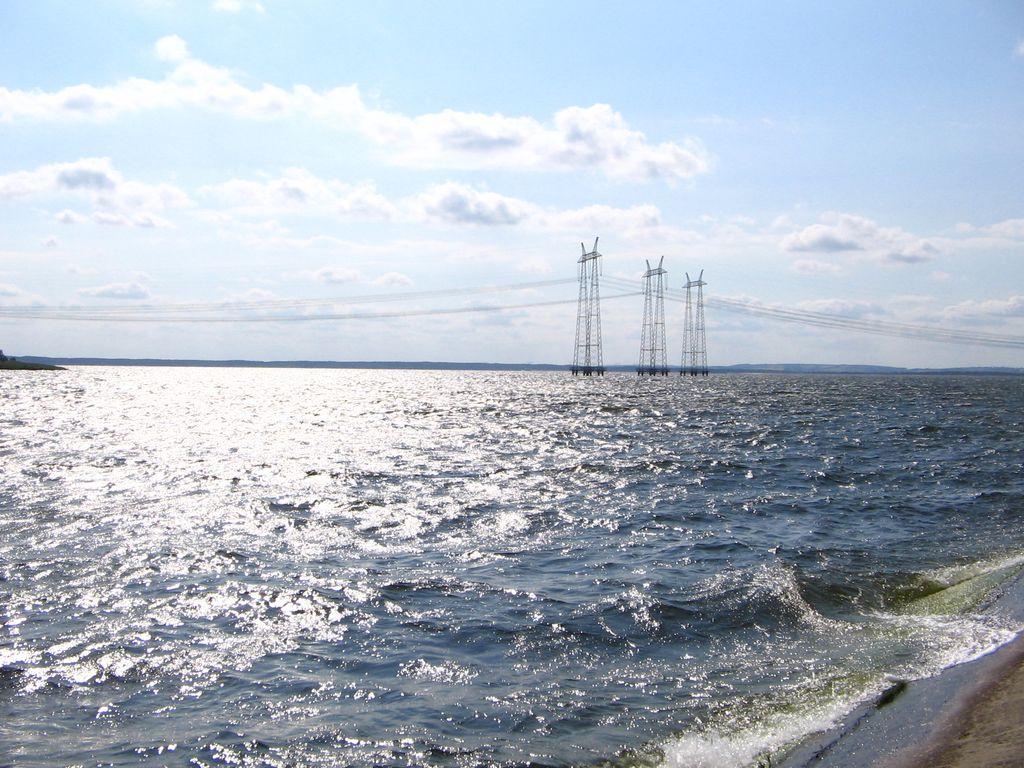 Наша водохранка-Хмельницкая АЭС