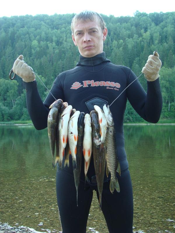 Охота на реке