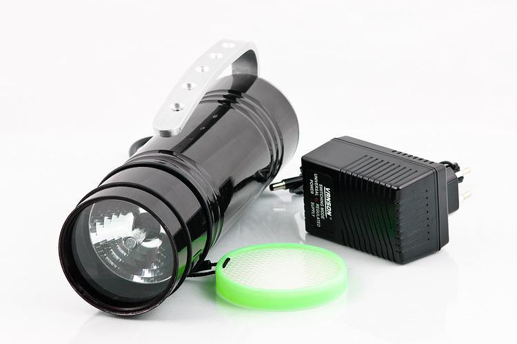Подводный фонарь HID 35 mono с рассеивателем