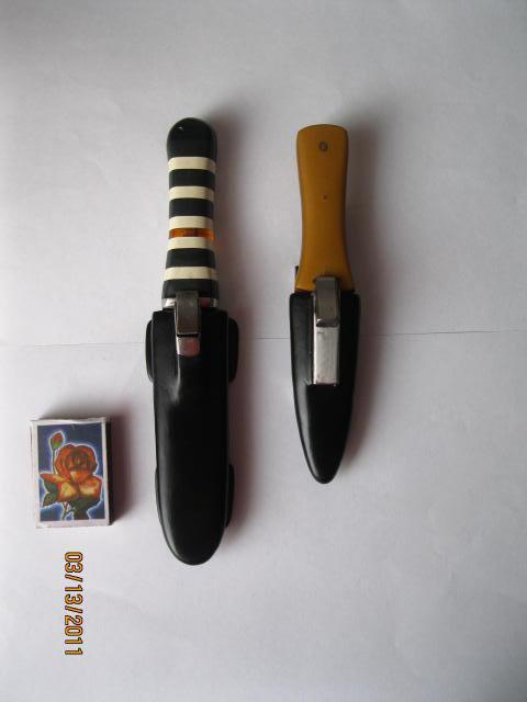 Ножички от сеточек.