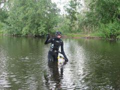 Первая подводная охота