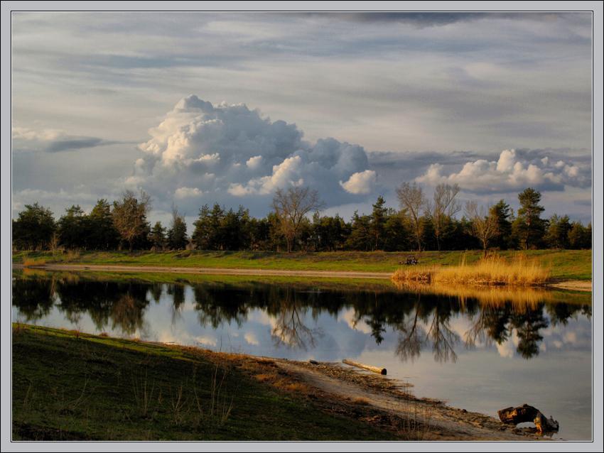 Парковое озеро(1)