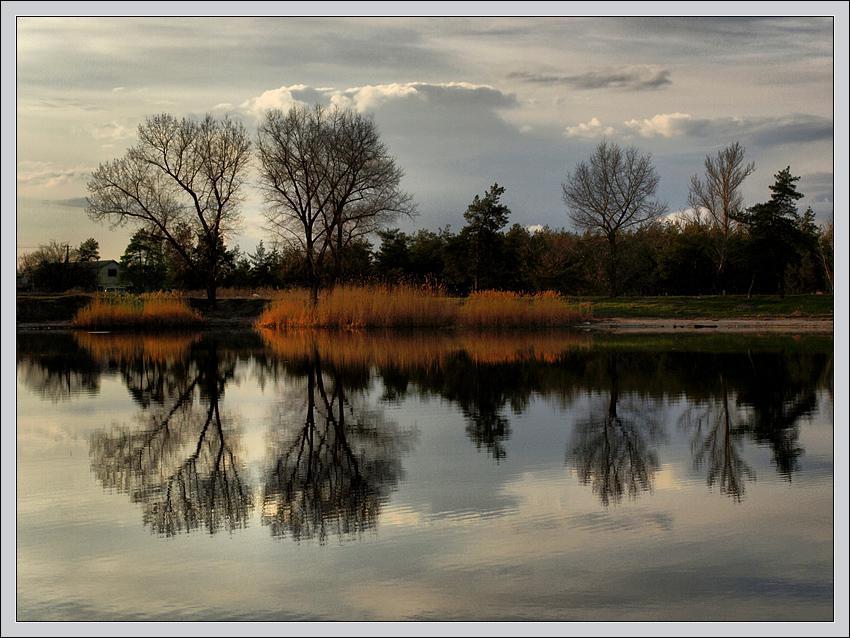 Парковое озеро(3)
