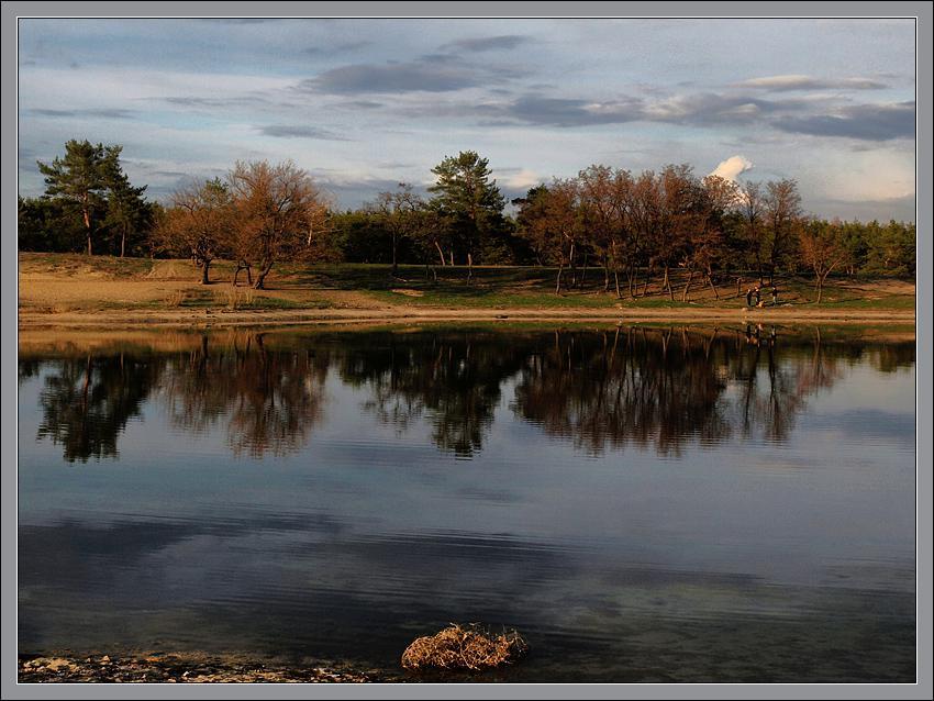 Парковое озеро(2)