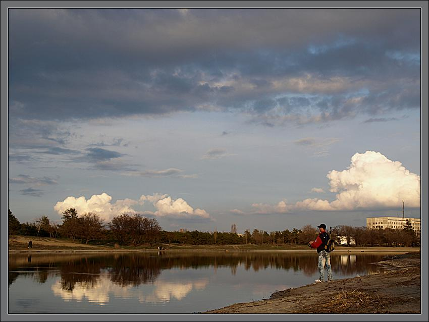 Парковое озеро(4)