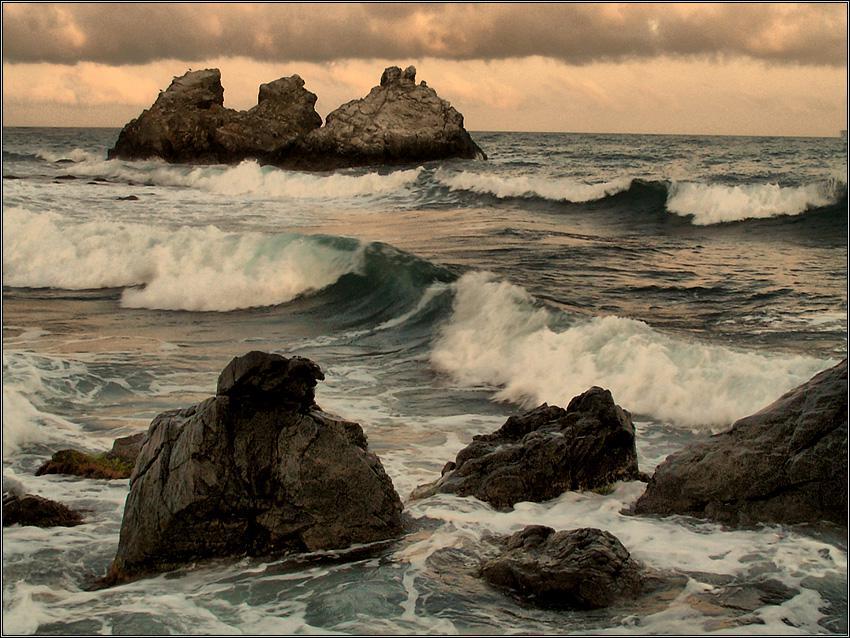 Море волнуется ....два(2)
