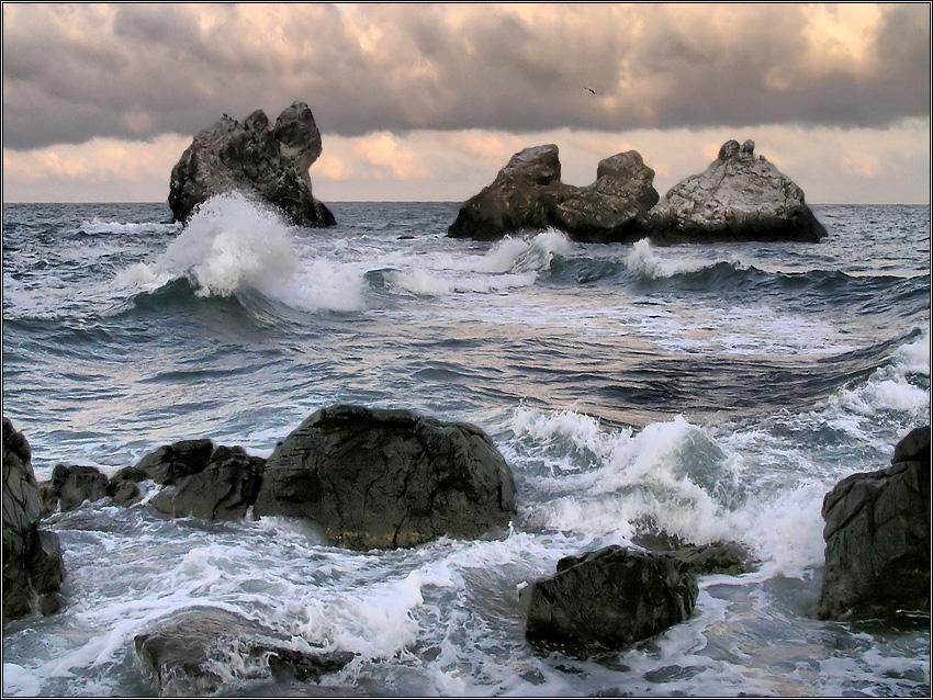 Море волнуется ....раз(1)