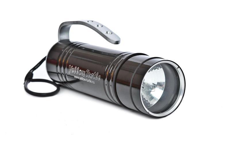Подводный фонарь HID 35 video