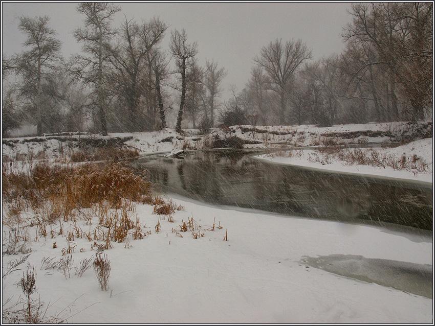 Шел снежок (3)