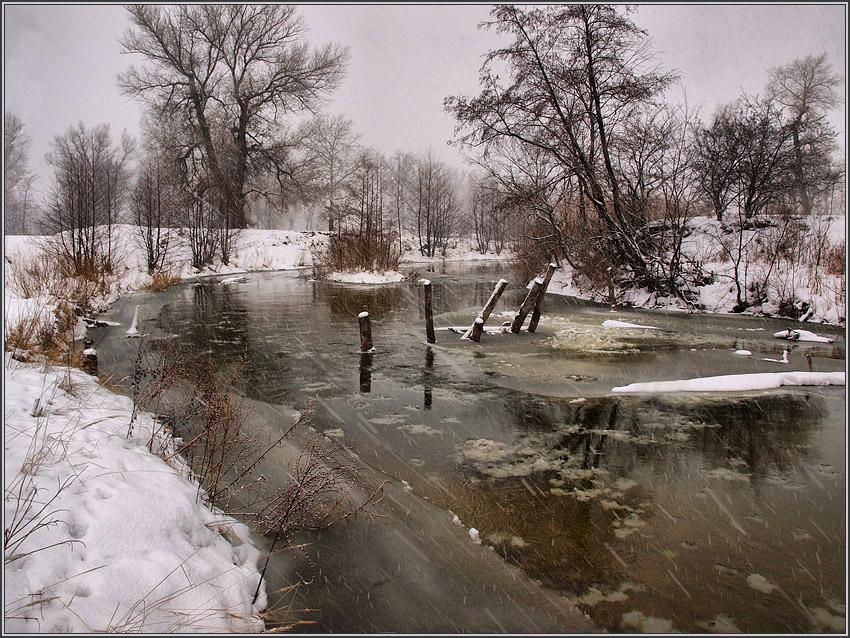 Шел снежок (5)